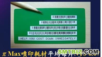 Pimax自动条码喷印机 (2057播放)