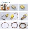 OMEGA热电偶 k型热电偶测温线 TT-K-30-SMPW炉温测试线